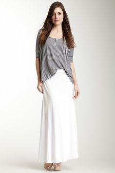 Jersey Maxi Skirt | Maxis, ASOS and Maxi skirts