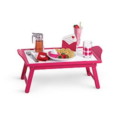 THE DETAIL IS AWESOME! American Girl® Accessories: Breakfast in Bed Set for Dolls
