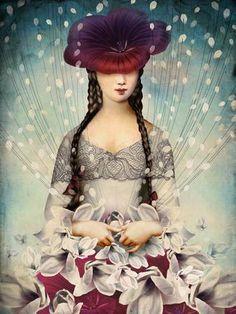 Binding Flowers by Catrin Welz-Stein