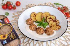Zdravé recepty na obed a večeru   fitrecepty.sk Yellowfin Tuna, Sunflower Oil, Stevia, Natural Oils, Tofu, Smoothie, Beef, Fitness, Diet