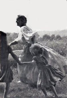 Tasha Tudor, a mother