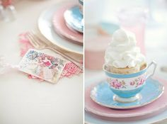 ... click link to other nice high tea pictures