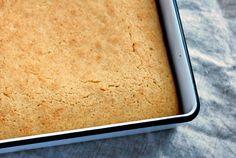 vanilla citrus cornmeal cake // brooklyn supper