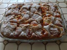 Tassenkuchen mit Aprikosen