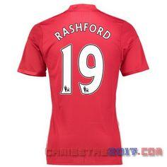 camiseta RASHFORD Manchester United 2016 2017 primera