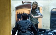 Marvels next Netflix show Iron Fist premieres March 17 2017 If you like me are nearing the end of your Luke Cage binge and feeling the imminent absence of new Marvel Netflix content take heart: Danny Rand will be making his streaming service debut on March 17 2017 with the premiere of Iron Fist.  Iron Fist sets the stage for Marvels The Defenders miniseries on Netflix bringing in the last hero on the team alongside Daredevil Jessica Jones and Luke Cage. Iron Fist is a martial arts expert who…
