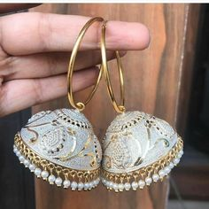 Special offer for raksha bandhan. Choose 1 for Rs 300 and 2 for Rs 550 Shipping Rs No COD oxidisedearrings silver Indian Bridal Jewelry Sets, Indian Jewelry Earrings, Silver Jewellery Indian, Bridal Bangles, Pakistani Jewelry, Silver Earrings, Hoop Earrings, Antique Jewellery Designs, Fancy Jewellery