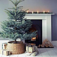 Vacker dekoration inför julafton och jultider. Inredning och mys. –  Roomly.se - En av Sveriges största sajt för inspiration till hemmet
