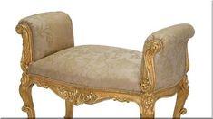 XVI- ik Lajos korabeli antik bútorok - Bútorstílusok Country Chic, Vanity Bench, Accent Chairs, Shabby Chic, Furniture, Vintage, Home Decor, Upholstered Chairs, Decoration Home