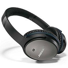 Bose® QuietComfort® 25 Acoustic Noise Cancelling® Headphones, schwarz