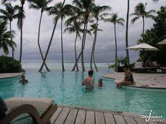 Bienvenus à Tahiti....
