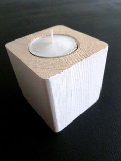 Tealight wood