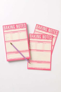 Hah, I was after something like this for my baking mini album...