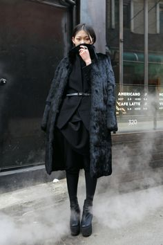 Soyeon Kim So-myeol Seoul Fashion http://jinyongkim.tumblr.com/post/41006999296/soyeon-kim-18-january-2013