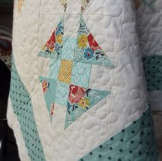 Double Wrench Baby Quilts