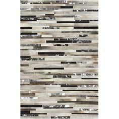 Found it at Wayfair - Trail Gray Area Rug