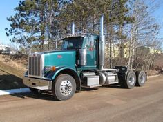 Peterbilt Day Cab Trucks  http://www.nexttruckonline.com/trucks-for-sale/Conventional+Day+Cab+Trucks/Peterbilt/All-Models/results.html