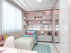 home decor signs Pink Bedroom Decor, Bedroom Decor For Teen Girls, Teen Room Decor, Small Room Bedroom, Room Ideas Bedroom, Home Bedroom, Bedrooms, Tiny Bedroom Design, Teen Bedroom Designs