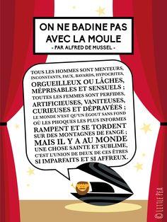 On ne badine pas avec la Moule by Little Pea https://www.facebook.com/littlepeaaa?ref_type=bookmark