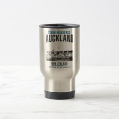 #Auckland Travel Mug - #office #gifts #giftideas #business