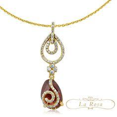 Lei, Pendant Necklace, Jewelry, Design, Fashion, Crystal, Moda, Jewlery, Jewerly