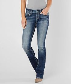 cfd0f522 Daytrip Virgo Boot Stretch Jean - Women's Jeans in Dark 212 | Buckle. Stretch  JeansWomen's JeansSkinny ...
