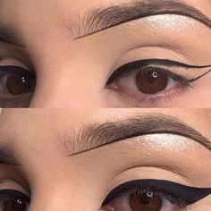 . #beauty #eyetutorial #makeuppassion #makeupprofessional #shadoweyes #makeuptrends #makeupstyles #makeuptrend #eyesshadows #makeup #lashes #makeupworldwide #liner #kosmetica #eyeshadowphotography Super eyeliner tutorial and uses best products for eye makeup. These are best eyeshadow looking. So i hope you love and like pictures... Simple Eyeshadow, Best Eyeshadow, Best Eyeliner, Eyeliner Tutorial, Eye Tutorial, Eye Makeup Images, Loose Pigments, Shadow Photography, Professional Makeup