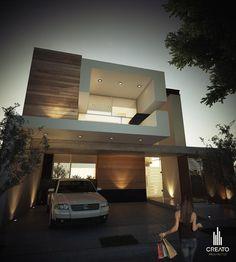 #Fachadas por Creato Arquitectos