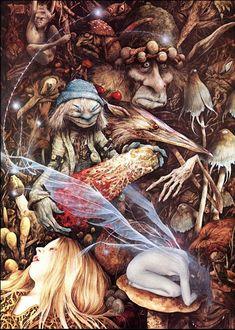 Goblins - Brian Froud