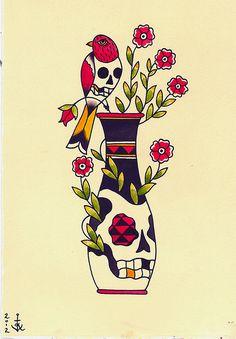 Vase by Kyler Martz, via Flickr