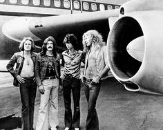 Led Zeppelin - unforgettable and profound influence on music, not to mention they have some of the best groove lines ever.