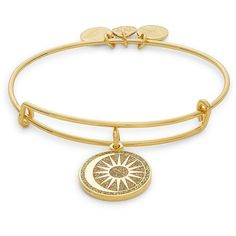 Alex and Ani Cosmic Balance Color Infusion Charm Bracelet ($38) ❤ liked on Polyvore featuring jewelry, bracelets, rose gold, alex and ani, charm jewelry, charm bracelet bangle, shiny charm and charm bangle
