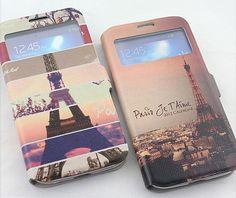 Samsung Galaxy S4 Case Eiffel Printing Unique Samsung