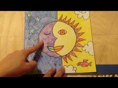 warm cool sun moon 1 - YouTube