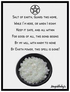 Salt of earth
