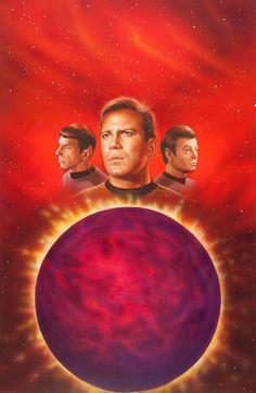 Keith Birdsong Star Trek: Prime Directive Paperback Novel Cover | Lot #12010…