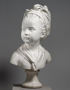 After Jean-Antoine Houdon: Louise Brongniart (1772–1845) (14.40.670)   Heilbrunn Timeline of Art History   The Metropolitan Museum of Art