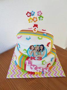 4th Birthday, Birthday Cake, Cupcake Cakes, Cupcakes, Girl Cakes, No Bake Cake, Diy For Kids, Fondant, Party