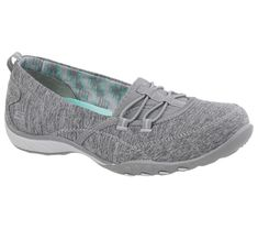 Skechers Relaxed Fit Breathe Easy Pretty Factor Shoes Memory Foam Size 7 WOW
