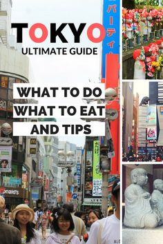 Your ultimate travel guide to Tokyo with every tips you need to plan your trip to the wonderful capital of Japan, Tokyo. What food you need to try, what you need to do, and how to ride the Japanese Subway everything is inside this travel guide !