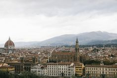 Florence, Italy by Nicole Franzen Photography, via Flickr