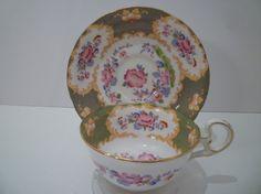 TEACUP. Vintage GRAFTON Teacup. English Bone China. Grafton