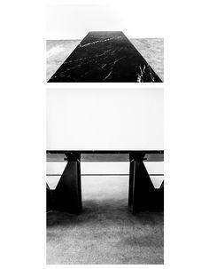 Kundag Table by Douman Pour.