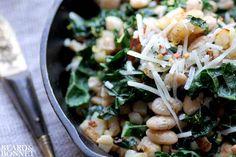 Potato, Kale, and White Bean Hash { Beard and Bonnet} #glutenfree #vegan