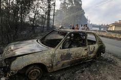 Mais duas vitimas mortais este ano nos incêndios