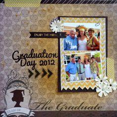 Graduation Day **MOXXIE** - Scrapbook.com