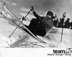 As Skiing magazine's 1972 Freestyler of thee year, he was the poster child of the emerging hot-dog attitude. I remember standing at the top of Round House ...