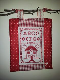 ABC in rood-wit.