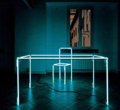 Szivárvány szín és neon installációk - Dekooder - stílusra hangolunk