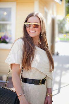 Little Miss Fashion Queen : Black & Gold